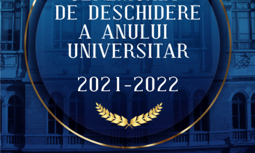 UBB – ceremonia de deschidere a noului an universitar 2021-2022