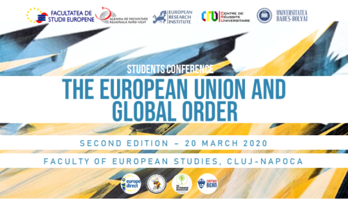 20 March – The European Union and Global Order 2nd Edition