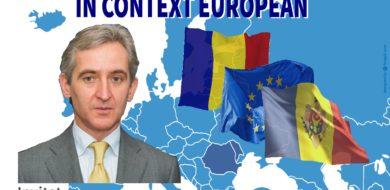 Relații Republica Moldova – România in context european