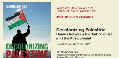 6 Jan. 2021 – Citadel: Decolonizing Palestine