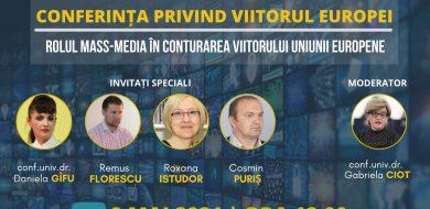 9 Mai: Conferința privind viitorul Europei