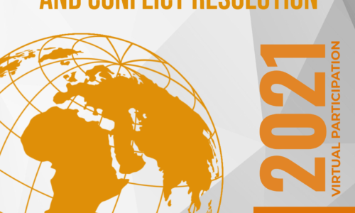 17-18 March 2021: Crisis Communication and Conflict Resolution
