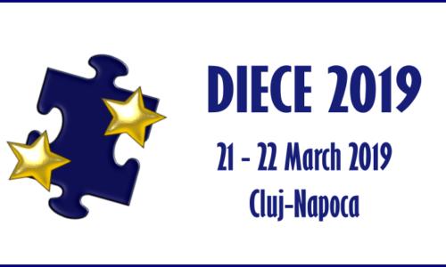 DIECE 2019 – Programme