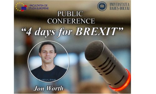 "25 March: Public Conference ""4 day for BREXIT"""
