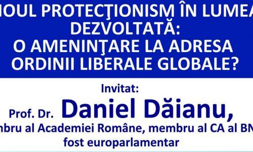 CITADEL: NOUL PROTECŢIONISM ÎN LUMEA DEZVOLTATĂ: O AMENINŢARE LA ADRESA ORDINII LIBERALE GLOBALE?