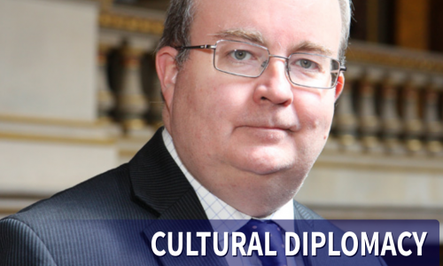19 Apr – CULTURAL DIPLOMACY AND INTERNATIONAL RELATIONS