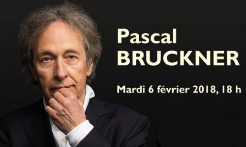 "6 feb – Pascal Bruckner ""L'EUROPE FACE A L'ISLAM RADICAL ET A L'EMPIRE RUSSE"" (inregistrare)"