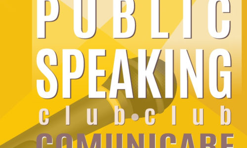 Club de Comunicare – Public Speaking
