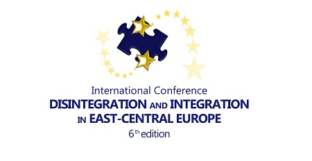 "28th-29th November – Special Edition of the ""Disintegration and Integration in East-Central Europe"""