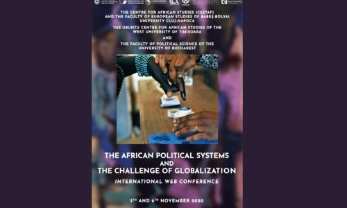 5-6 November: The African political systems and the challenge of globalization