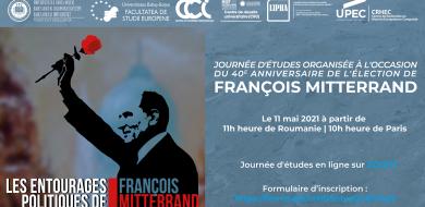 Les entourages politiques de François Mitterrand