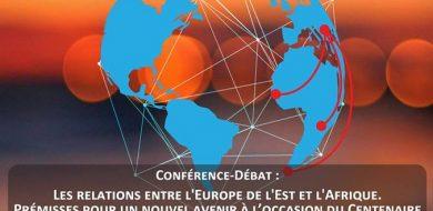 19 Ian (Dakar) – Les relations entre l'Europe de l'Est et l'Afrique