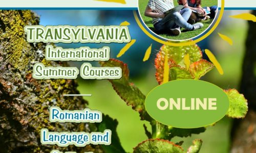 Transylvania International Summer Courses